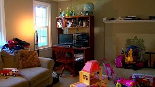 Mom Gets Surprise Room Renovation for Mother's Day