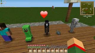 Minecraft 1.2.5 - Stuffed Animals Mod [Stofftiere] Deutsch/German