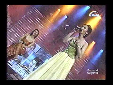 Regine Velasquez SOP Bday 1999 6 (with Anton Diva and Vice Ganda)