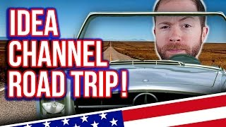 Why Do Americans Love Road Trips? | Idea Channel | PBS Digital Studios
