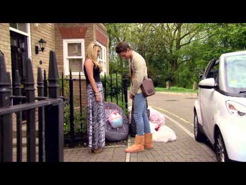Joey Essex and Sam Faiers set off for Glamping - The Only Way Is Essex