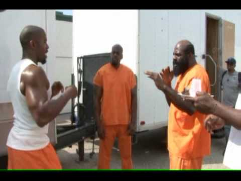 Michael Jai White and Kimbo Slice extended version