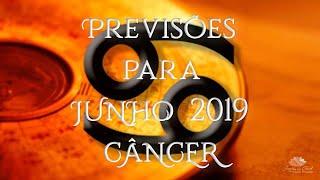 CÂNCER Tarot Junho 2019 - Celebrando a VIDA