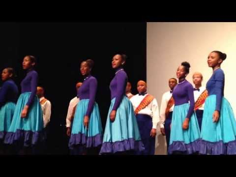 Highly acclaimed Duke Ellington choir performs