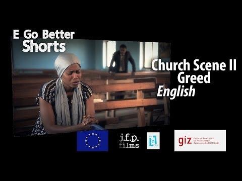 E Go Better SHORTS: Greed (English) / Microfinance Education Nigeria