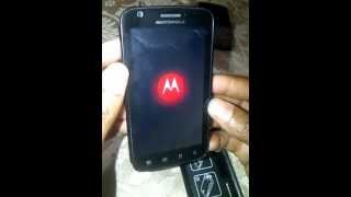 Motorola MB860 Unlock Code Failed