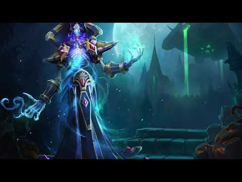 Heroes of The Storm - Kel'Thuzad Login Theme / September 5