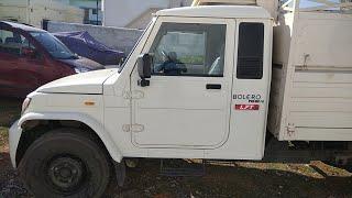 Mahindra Bolero pickup FB 1.7T BS4