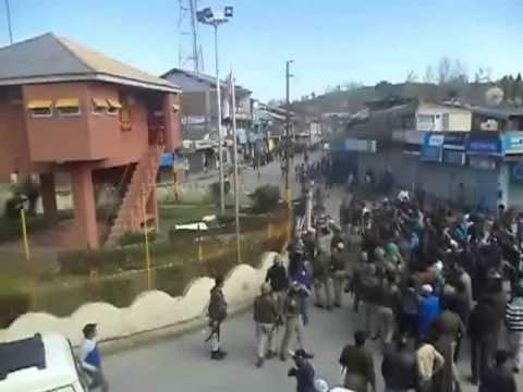 Handwara where 2 boys died in Army firing after protest against molestation bid