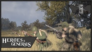 My Very Best Game Ever - Heroes and Generals - Soviet Infantry Gameplay 1440p60