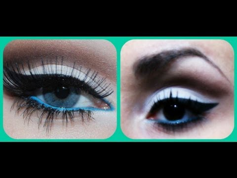 Make Up Tutorial Occhi Azzurri