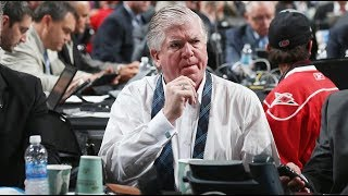 Brian Burke Says Flames Leave Calgary Without New Arena