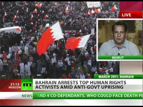 Arrested after Assange interview: Bahrain detains top human rights activist