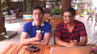 Cúp truyền hinh 2018 | NHẬT KÝ | Ngày Nghỉ Tại TP. Nha Trang | 16/04/2018