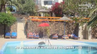 Vidéo Naturisme TV - Natmag 34 - Décembre 2014 - La bande-annonce