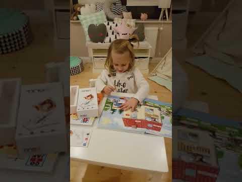 Mówiące Pióro TING Cz.1 - Nauka Języka Angielskiego I Niemieckiego Dla Dzieci-kreatywna Zabawa
