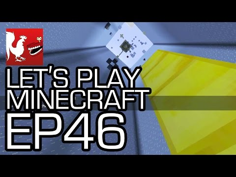 Let's Play Minecraft Episode 46 - Cloud Down
