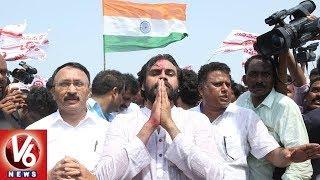 Pawan Kalyan Begins Porata Yatra From Ichchapuram | Srikakulam