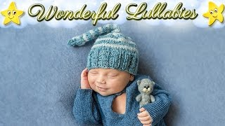4 Hours Super Relaxing Baby Sleep Music Collection ♥ Soft Musicbox Bedtime Lullabies ♫ Sweet Dreams