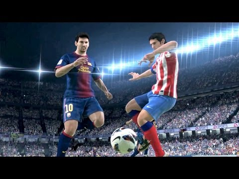 Trailer FIFA 14 - Xbox One & PS4 - NBA Live, Madden 25, UFC - Ignite Engine, EA Sports [1080p]