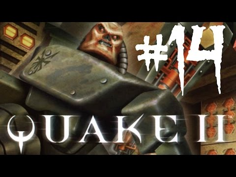 Get The Commanders Head? WTF? | Quake 2 (PC) - Part 14