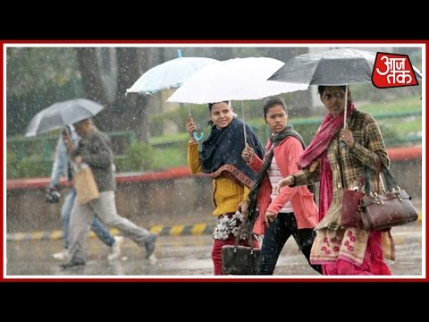 Sizzling Heat In Delhi To Ease Up, After Rain Brings Relief