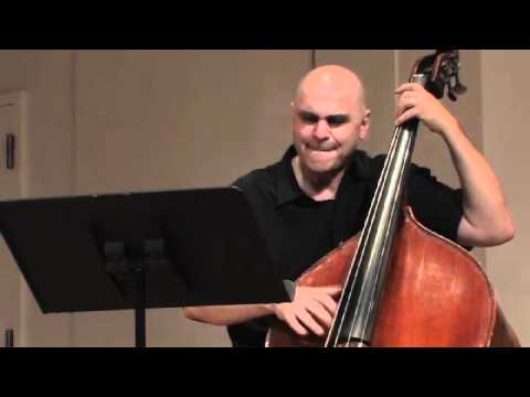 Marco Cappelli Acoustic Trio plays CONGO by Frantz Casseus @ Mannes College, New York