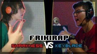 FRIKIRAP - SHARKNESS VS KEYBLADE