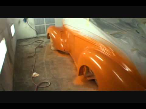 How To Custom Paint Your Car. Part 4 - Using Innercoat Clear