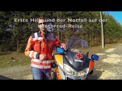 Notfall Erste Hilfe Motorrad Reise
