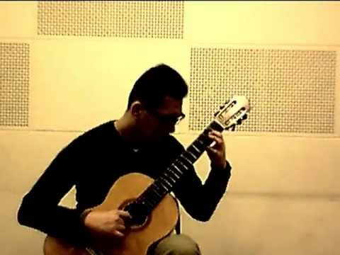 Paco De Lucia (Joe Pass) - Solo Fingerstyle Guitar