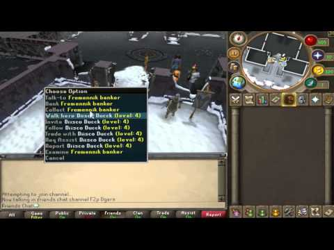 Nose's Road to Max F2P Skiller - Ep. 12