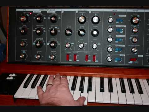 on the run PINK FLOYD minimoog Music Videos