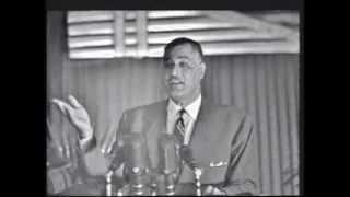جمال عبد الناصر يروي كواليس وخطّة ثورة 23 يوليو 1952
