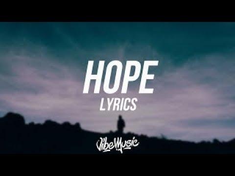 XXXTENTACION - HOPE (Lyrics / Lyric Video)