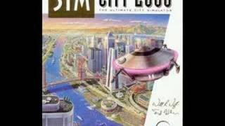 Sim City 2000: Theme Song And Intro