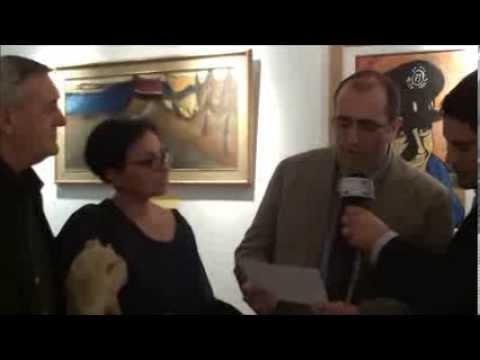 Omaggio a Massimo Troisi al Centro d'Arte e Cultura GAMEN di Napoli, dal 9 al 22 novembre 2013