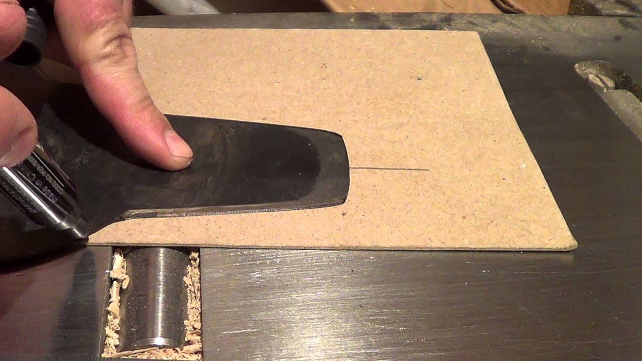 Как заточить нож для газонокосилки своими руками