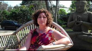 Embracing Life! Retreat Testimonial - Rosa.avi