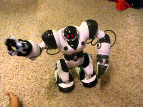 My Robosapien Review