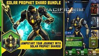 Pacific Rim: Breach Wars - SOLAR PROPHET Mark II Jaeger Juggernaut Brawl Events iOS/Android Gameplay