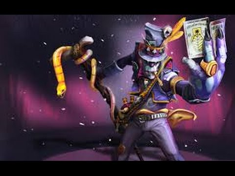 Dota 2 - Witch doctor epic rampage