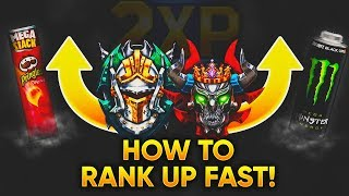 HOW TO RANK UP FAST IN BLACK OPS 4!/UNLOCKING DOUBLE XP! (REDEEMING MONSTER ENERGY&PRINGLES CODES)