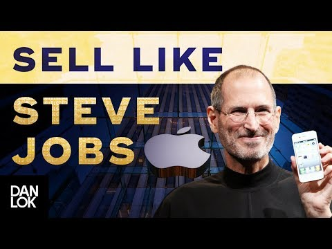 Steve Jobs Marketing Strategy - Sell Your Ideas the Apple Way - Dan Lok