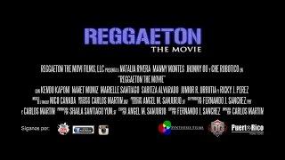 Peliculas De Reggaeton Puerto rico (Dj Fantasma Mix Movie)