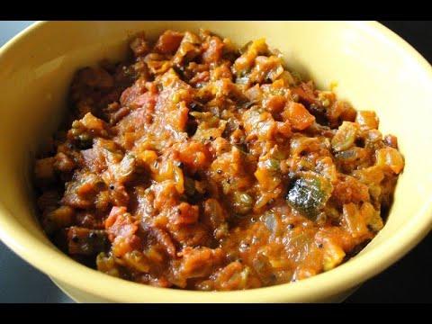 Bitter gourd curry recipe in telugu (కాకరకాయ కర్రీ తయారు చేయు విధానం )