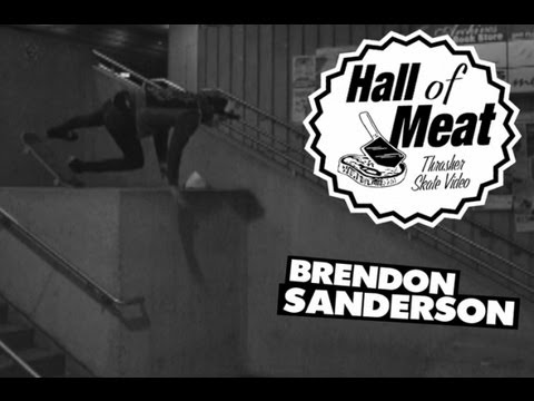 Hall of Meat: Brendon Sanderson
