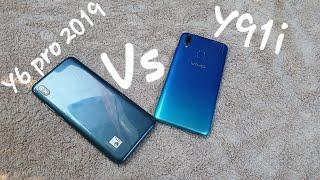 Vivo Y91i Vs Huawei Y6 pro 2019| Phone Comparison| Philippines