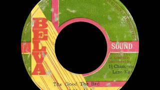 """Prince Hammer - The Good The Bad & The Ugly + Dub (BELVA) 7"""""""