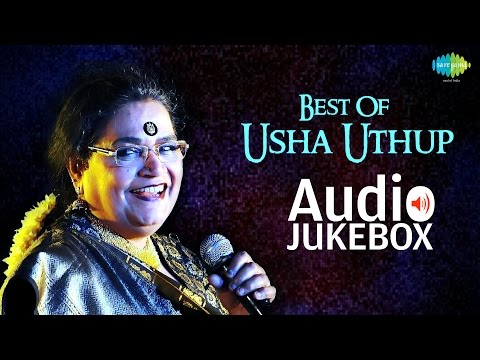 Best Of Usha Uthup - Old Hindi Songs - Indian Playback Singer...